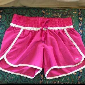 Champion Pink Running Shorts